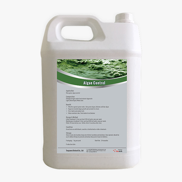 How Can You Get Natural Pond Algae Control Solutions In China?